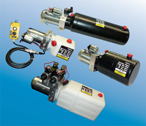 Hydraulic DC Power Units