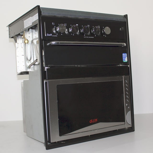 Swift 500 Series Grill, Cooktop & Microw
