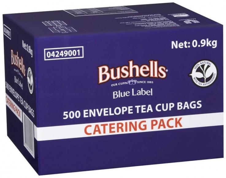 Bushells Blue Label Tea Bags 500
