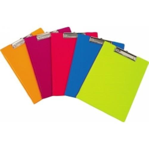 A4 Clipfolder Fruit Colours