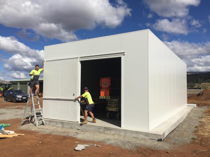 Most Trusted Supplier of Cold Room Kits in Melbourne | Burton Industries