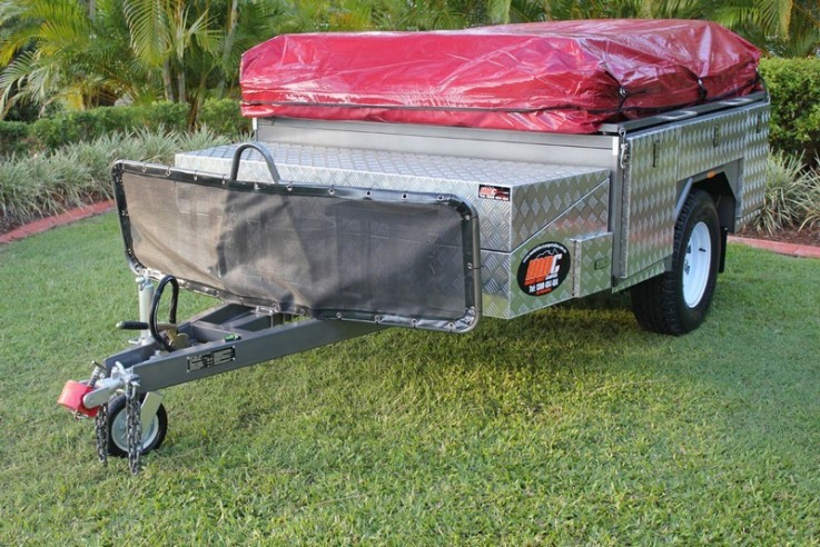 T-BOX Camper Trailer