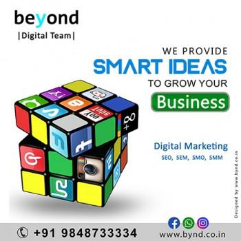 Beyond Technologies | digital Marketing company in India