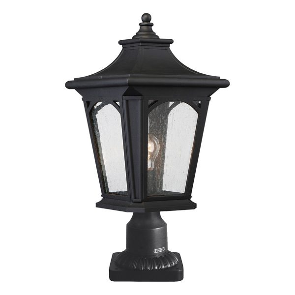 ABBEVILLE PEDESTAL LIGHT