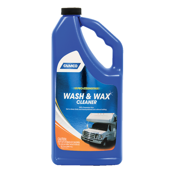 CAMCO PRO-STRENGTH WASH & WAX
