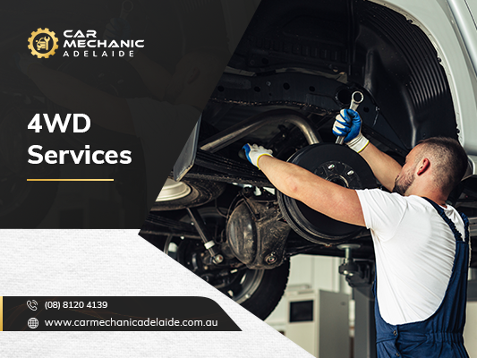 Looking For The Best 4WD Repair Shop In Australia?
