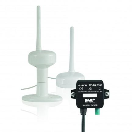 DAB+ MODULE WITH POWERED ANTENNA