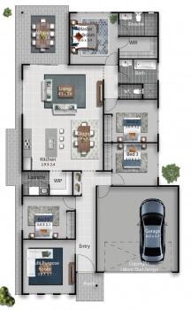 Berkely Green Estate, A premium new neig