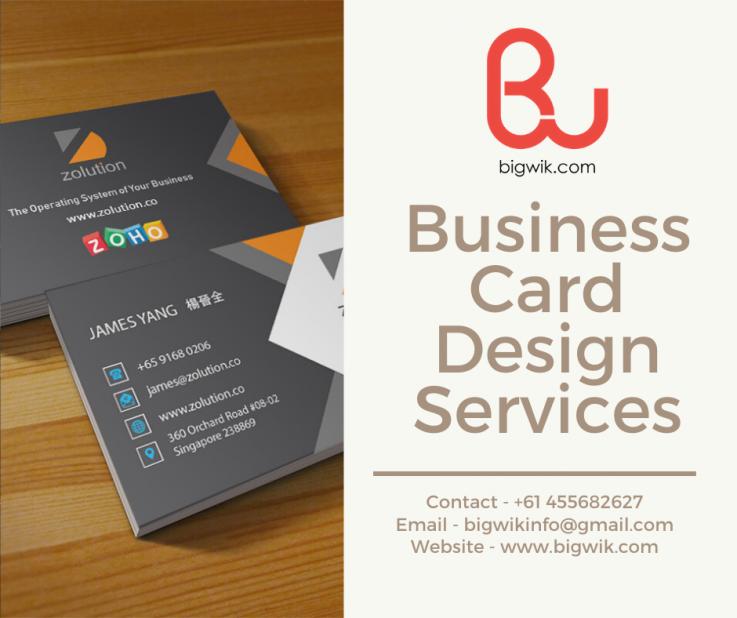 Business Card De ...