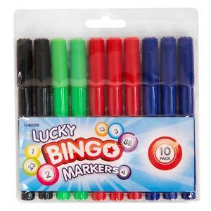 Felt Bingo Pen # 88