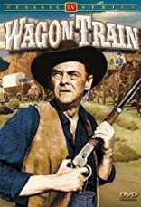 WAGON TRAIN COMPLETE TV SERIES DVD