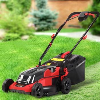 Garden Lawn Mower Cordless Lawnmower Ele
