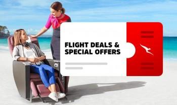 Free Qantas Airline ticket $1000