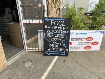 Pool Equipment Pool Shop