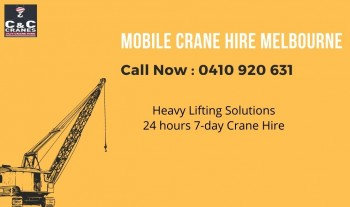 Crane Service Melbourne