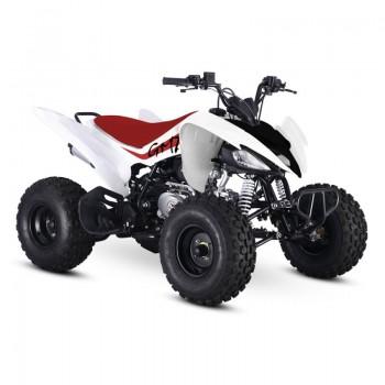 GMX 125CC SPORTS X SERIES QUAD RED/WHITE