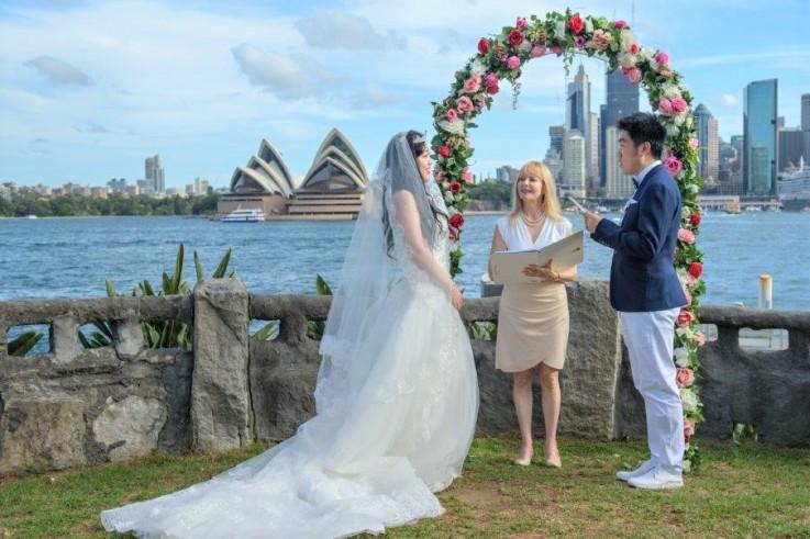 Sydney Wedding celebrants to help you organize your ceremony