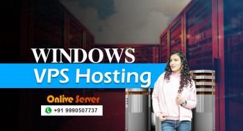 Get Windows VPS Hosting control