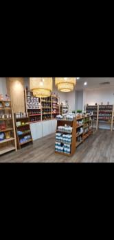 HEALTHFOOD/VITAMIN STORE FOR SALE