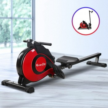 EVERFIT RESISTANCE ROWING EXERCISE