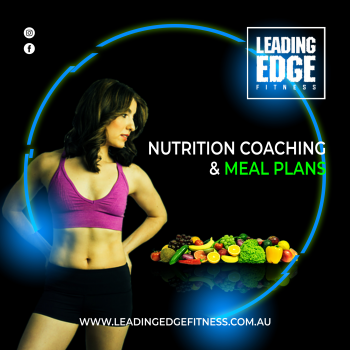 Nutrition coaching and meal plans