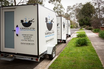 Best Portable Shower Hire Services In Melbourne