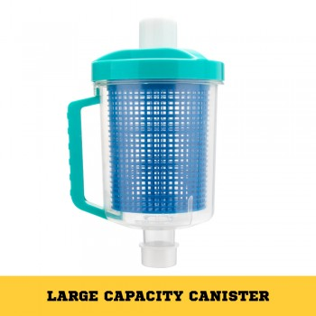 Leaf Catcher Canister Vacuum Suction Abo
