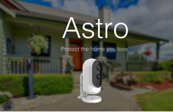 EKEN ASTRO 1080P BATTERY CAMERA WITH
