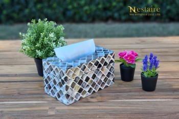 Beautiful Tissue Box Cover Embedded