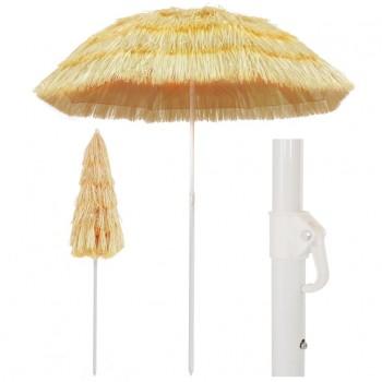 Beach Umbrella Natural 180 cm Hawaii Sty