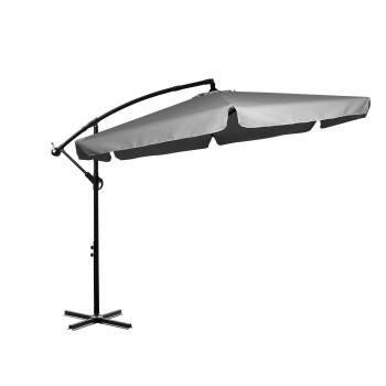3M Patio Outdoor Umbrella Cantilever Gre