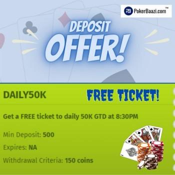 Play Poker Online With Poker Offers & De