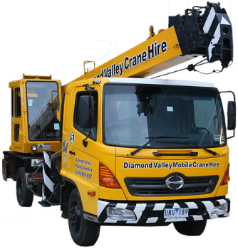 Get the Best Slew Crane from DV Cranes
