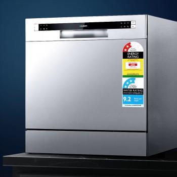 Devanti Benchtop Dishwasher 8 Place Sett