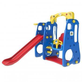 PE95 Ruby 4 In 1 Swing & Slide