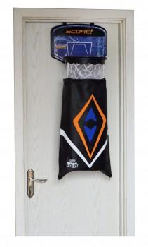 Hamper Basketball Laundry Hoop