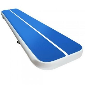 4m x 1m Inflatable Air Track Mat 20cm Th