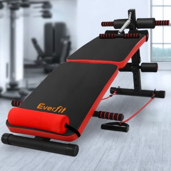Everfit 7-In-1 Weight Bench Multi-Functi