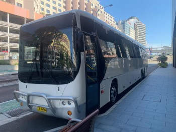 Best Party Bus Hire In Central Coast