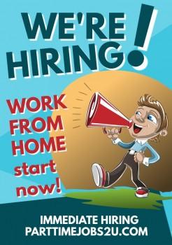 WORK FROM HOME - ONLINE SOCIAL MEDIA JOB