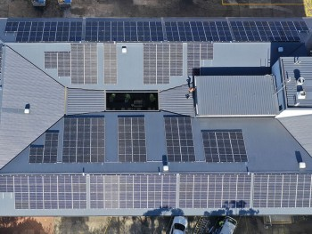 What are the benefits to owning solar panels system?