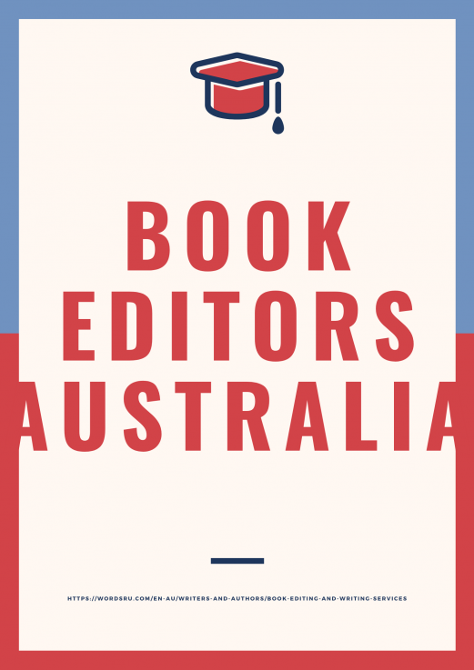 BOOK EDITORS AUSTRALIA
