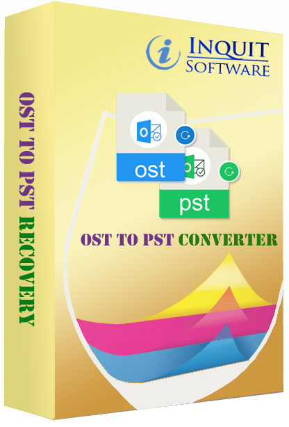 Outlook OST to PST