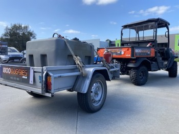 Looking to Hire Mule Fuel Tankers Buggy