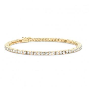 Diamond Tennis Bracelet | Gold Tennis Br