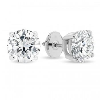 Diamond Stud Earrings | Diamond Studs