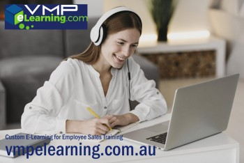 Customised E-Learning for Employee Product Knowledge & Sales Training