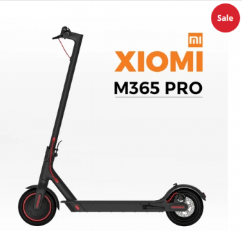 Buy Xiamo M365 Pro Electric Scooter