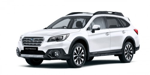 2017 Subaru Outback 2.0 Diesel Premium