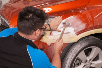 Car Scratch Repairs in Kilsyth